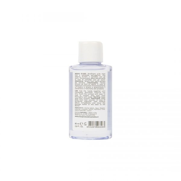 gel igienizzante mani 80ml - retro